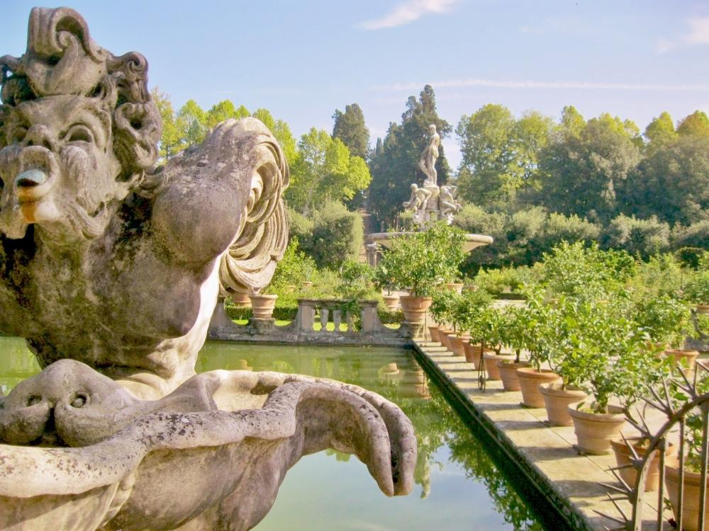 Accademia itinerante dell'Ascolto al Giardino Reale di Boboli in Firenze